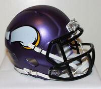 Minnesota Vikings Speed Riddell Custom Mini Helmet