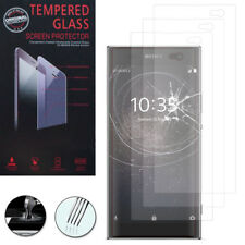 "3 Films Verre Trempe Protecteur Haute Qualite Sony Xperia XA2/ XA2 Dual 5.2"""