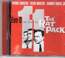 (DV904) Eee-O 11, The Best of The Rat Pack - 2001 CD