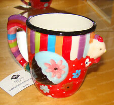 Rooster Mug, 12oz (Cozy Critters Collection by Westland, 22266) 3D, Ceramic