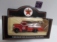 Texaco 95Th Anniversary Collectibles Die-Cast Promotion Made In England