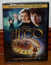 LA INVENCION DE HUGO - DVD - NUEVO - PRECINTADO - AVENTURAS - DRAMA - 5 OSCARS