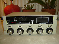 Ramko Research DC-5RA, 5 Channel Mixer, Broadcast, Vintage Rack