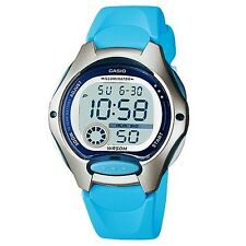 Casio Girls Junior LW-200-2BVDF Alarm, Digital Multifunction Sport Plastic Wtach