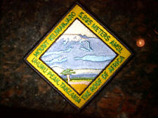 Seven Summits - Mount Kilimanjaro Patch