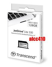 "Transcend 128GB JetDrive Lite 330 Expansion Card for 13"" Macbook Pro Retina AU"