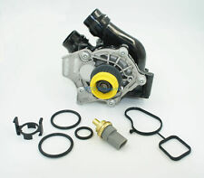 06H 121 026DD Genuine OEM Water Pump with Thermostat Assembly Audi VW 1.8T 2.0T