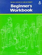 The New Oxford Picture Dictionary: Beginner's Workbook-ExLibrary