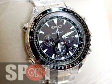Seiko Prospex Radio Sync Solar World Time Chronograph Men's Watch SSG001P1