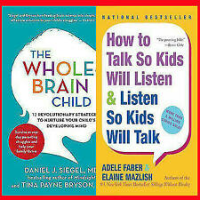 How to Talk So Kids Will Listen & Listen So Kids +The Whole Brain Child[°P*D*F]