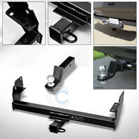 """Class 3 Trailer Hitch w/2"""" Loaded Ball Bumper Tow Kit For 05-14 15 Toyota Tacoma"""