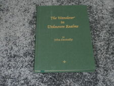 JOHN CONNOLLY: THE WANDERER IN UNKNOWN REALMS: SIGNED LIMITED EDITION