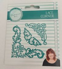 Tattered Lace Stephanie's Signature Collection LACE CORNER cutting dies 477647