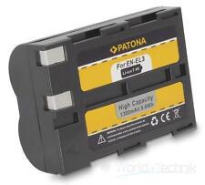 Akku Batterie accu battery für NIKON EN-EL3 D50, D70, D100 SLR SD9