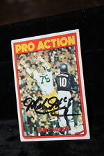 Mike McCoy Green Bay Packers Autographed Football Card