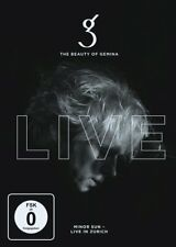 THE BEAUTY OF GEMINA - MINOR SUN-LIVE IN ZURICH (DV   DVD NEW!