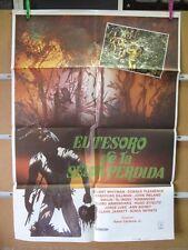 262      EL TESORO DE LA SELVA PERDIDA RENE CARDONA JR. GORE