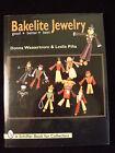 Bakelite Jewelry Good Better Best Wasserstrom and Leslie Pina $39.95 MAKE OFFER