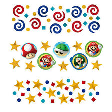Super Mario Bros Gaming Birthday Party Table Decoration Sprinkle Confetti