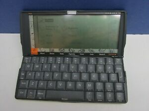 WORKING rare VINTAGE PSION PDA SERIES 5 palmtop computer 1304