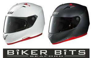 Grex G6.2 Sport Gratis Dunkles Visier Kinetic Motorrad / Roller Cheap Nolan Helm