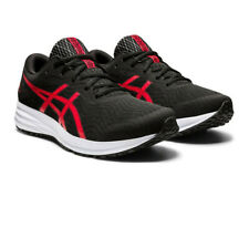 Asics Mens Patriot 12 Running Shoes Trainers Sneakers Black Sports Breathable