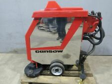 Gansow B45 Bodenreinigungsmaschine Bodenreiniger #31483
