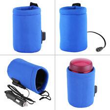Universal Baby Kids Travel Food Milk Water Bottle Cup Warmer Heater In Car 12V