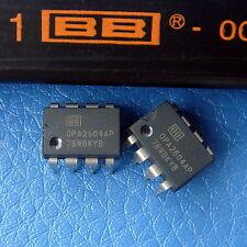 TI Burr-Brown OPA2604AP OPA2604 Low Noise OP AMP IC x5