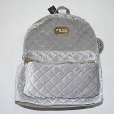 Bebe Maria - Velvet Quilted Large Backpack (E07-711)