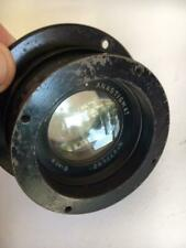 Anastigmat 8 inch f16 Lens Air Ministry