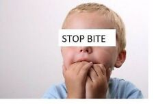 NO BITE! STOP NAIL CUTICLE BITING Polish Bitter Non TOXIC UNISEX Children Adults