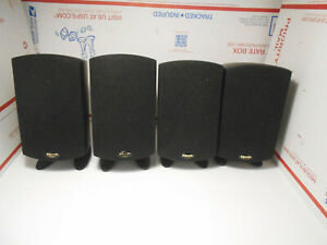 KLIPSCH HT-SK5 Satellite Speaker Set of 4 - Work Great
