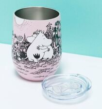 Official Pink Moomin Love Eco Travel Cup from House of Disaster