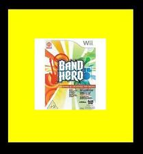 Band Hero - Game Only (Wii) Nintendo Wii PAL Brand New