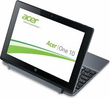 Acer Aspire One 10 S1002-12XA - QUAD CORE - TOUCH - 32GB SSD - Win 10 + Keydock