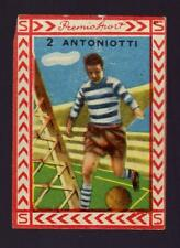 B.E.A. BEA ALBO PREMIO GOOL SPORT 1949 1950 49 50 FIGURINA N. 2 ANTONIOTTI