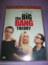 THE BIG BANG THEORY - TEMPORADA 1 - COMPLETA - DVD COMO NUEVO - COMEDIA DE CULTO