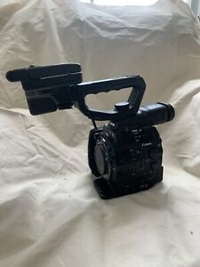 Canon C500 Mk i ef mount with Odyssey 7Q Recorder