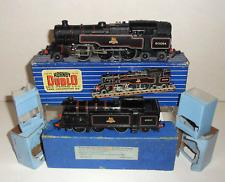 More details for hornby dublo 3-rail edl17 br 0-6-2 & edl18 2-6-4 tank locomotives boxed