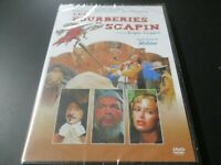 Dvd nf LES FOURBERIES DE SCAPIN Michel GALABRU Fanny COTENCON Jean-Pierre DARRAS