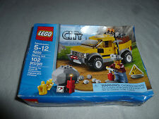 NEW IN BOX LEGO 4200 MINING 4 X 4 CITY 102 PCS AGES 5-12 NIB >