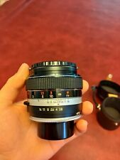 Tamron 35mm 2.8 Auto M42 and case