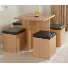5pc Dining Set Stowaway Furniture Storage kitchen or dining room Furniture