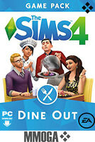 The Sims 4 Dine Out - EA Origin Expansion Code - PC & MAC Game Key - CA/US