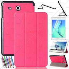 Galaxy Tab tablet Case,Sleep/Wake PU Leather Folding Folio Case Cover For Galaxy