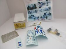 TRAJECTOIRE V21 1/43 ARROWS YAMAHA A 18/05 GP UNGHERIA 1997 DAMON HILL KIT PREV.