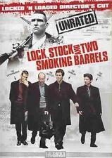 Lock Stock and Two Smoking Barrels Lo 0025192908026 DVD Region 1