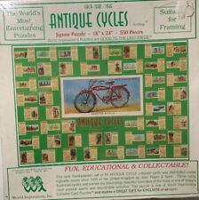 Puzzle 550 Antique Cycles