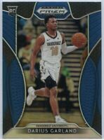 Darius Garland Blue Rookie Card 2019 Prizm Draft Picks #6 Vanderbilt University